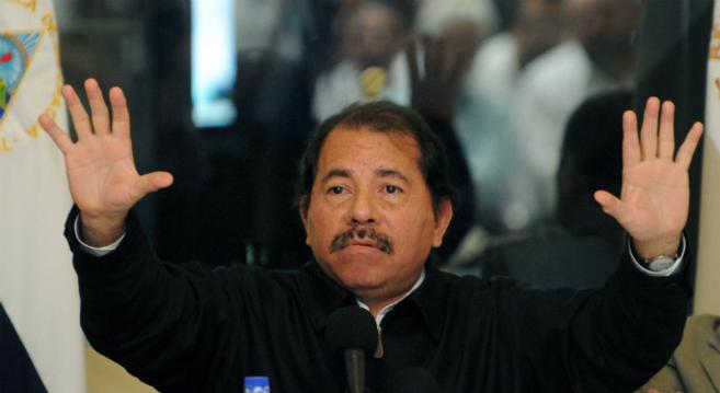 El presidente nicaragüense, Daniel Ortega, ha demandado a Colombia...