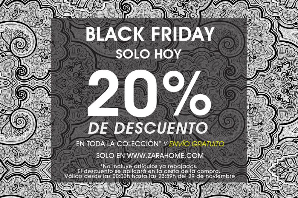 f959ebfc ZARA HOME: Además del 20% de descuento en sus compras online, Zara.