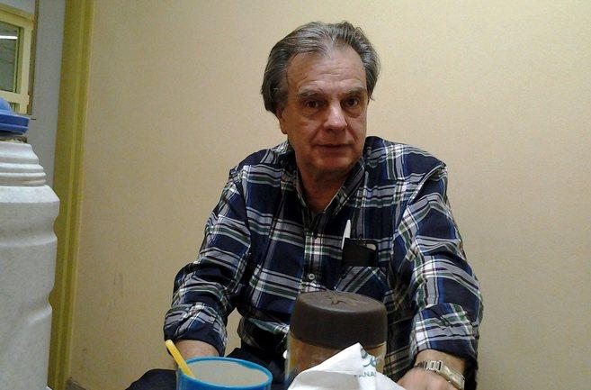 El ex teniente del ejército argentino y jefe de interrogadores de La...