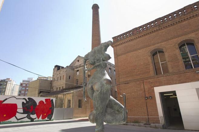 El complejo Tecla Sala alberga la Fundación Arranz-Bravo, el centro...