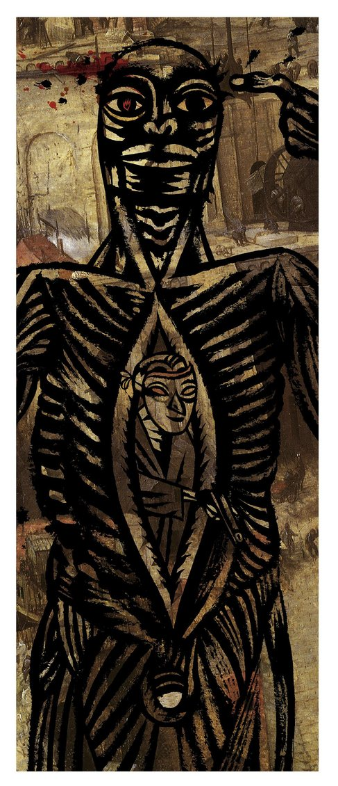 Ilustración de SANTIAGO SEQUEIROS.