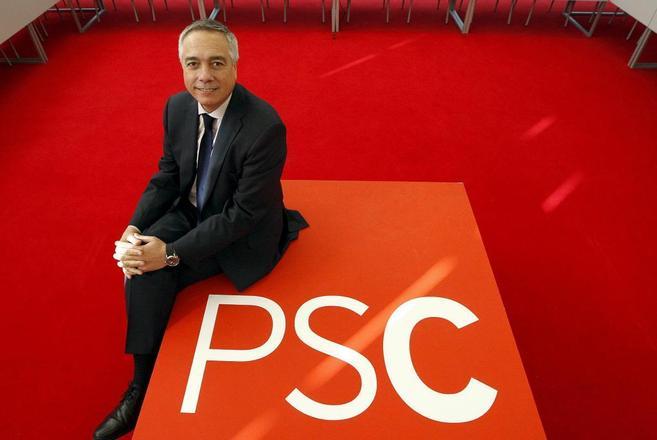 Pere Navarro, secretario del PSC.