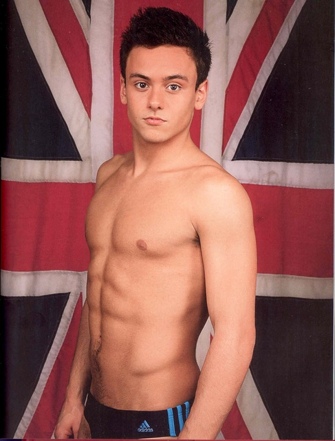 Tom Daley.