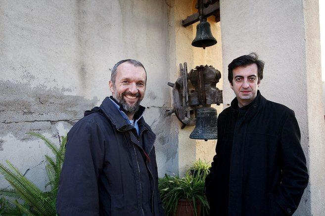 Alberto Tognazzi y Marc Prades son los impulsores de Screenly