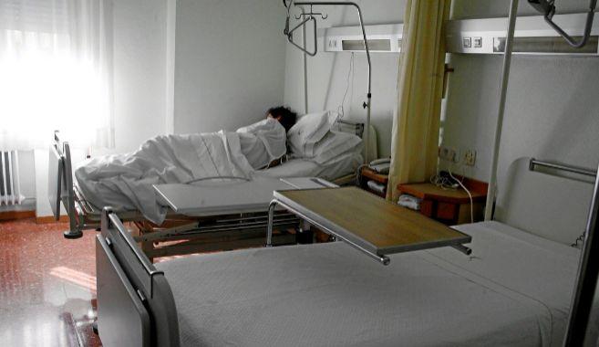 Imagen de una habitación de hospital
