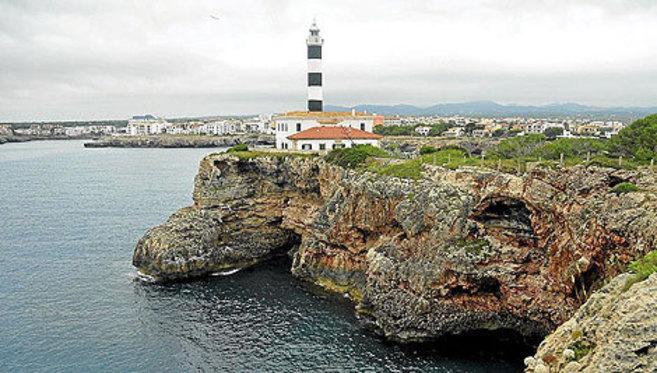 Faro de Portocolom