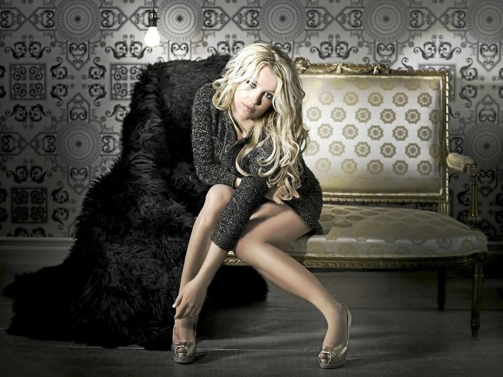 Britney Spears, en un reciente retrato promocional.