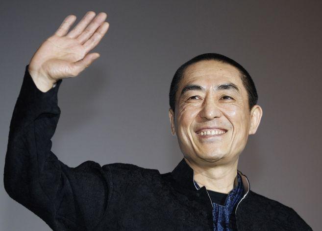 El director Zhang Yimou.