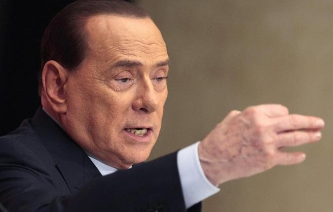 El ex primer ministro italiano Silvio Berlusconi, muy beneficiado...