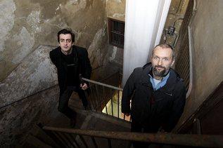 Marc Prades y Alberto Tognazzi, impulsores de la plataforma