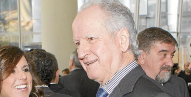Juan María Atutxa, en una imagen de 2012.