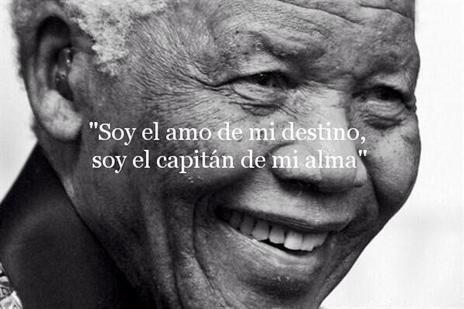 Las Redes Entonan El Invictus Que Inspiró A Nelson Mandela