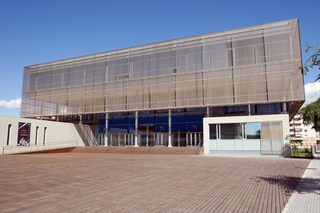 Edificio de la Diputación Provincial.