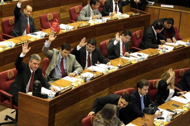 La Cámara de Senadores para votar el protocolo de adhesión de...