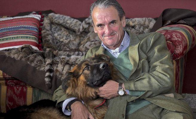 El ex banquero Mario Conde ha escogido Galicia como refugio.