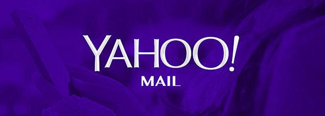 Logo de Yahoo Mail.
