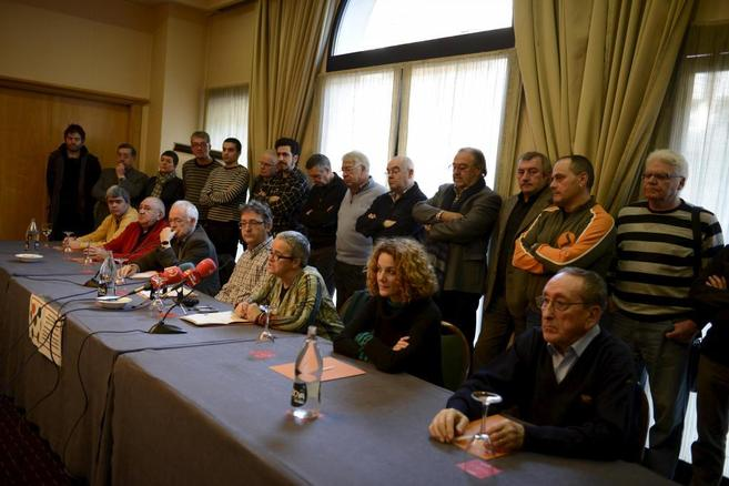 Presentación del foro ciudadano por los derechos de los presos.
