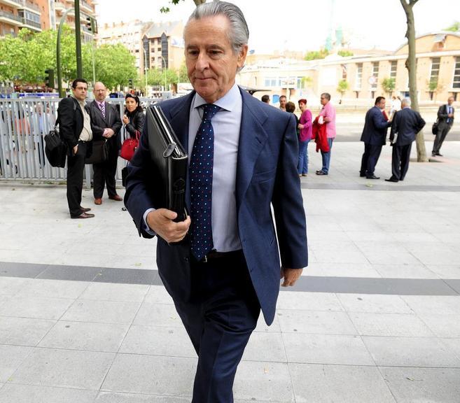 El ex presidentes de Caja Madrid, Miguel Blesa.