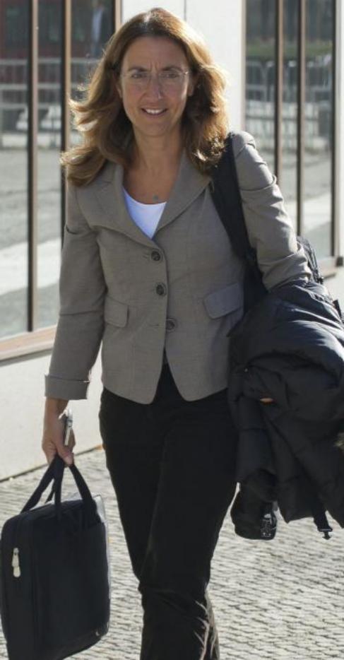 Aydan Özoguz, la nueva ministra de Inmigración germana.
