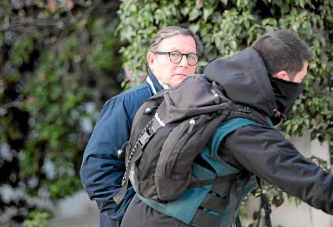 Francisco Amores, exjefe de Servicio de la delegación de Parques y...