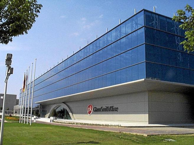 Fachada del centro de investigación de GKS en Madrid.