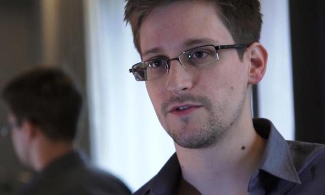 El ex técnico de la NSA Edward Snowden.
