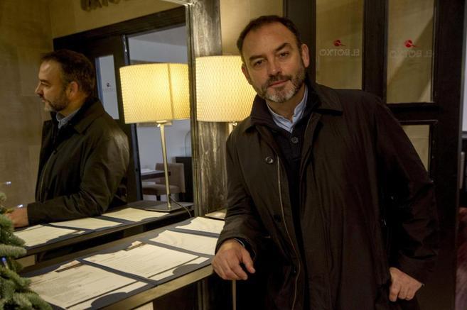 El escritor Jesús Sánchez Adalid.