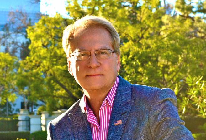 Larry Klayman, fundador del 'Judicial Watch and Freedom...