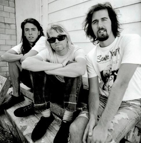 La banda estadounidense Nirvana.
