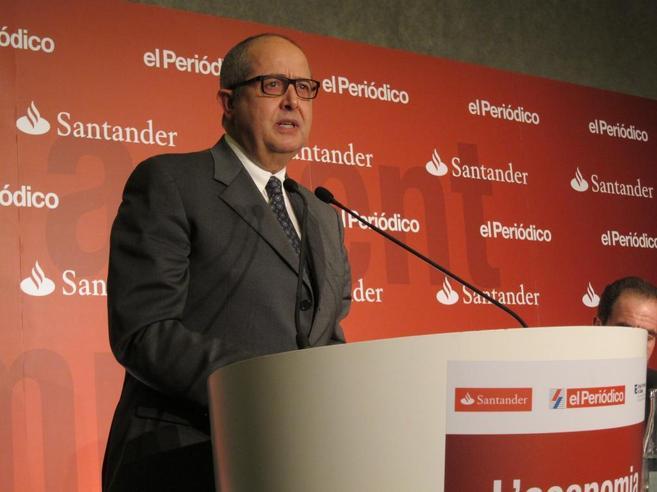 Felip Puig, conseller de Empresa y Empleo