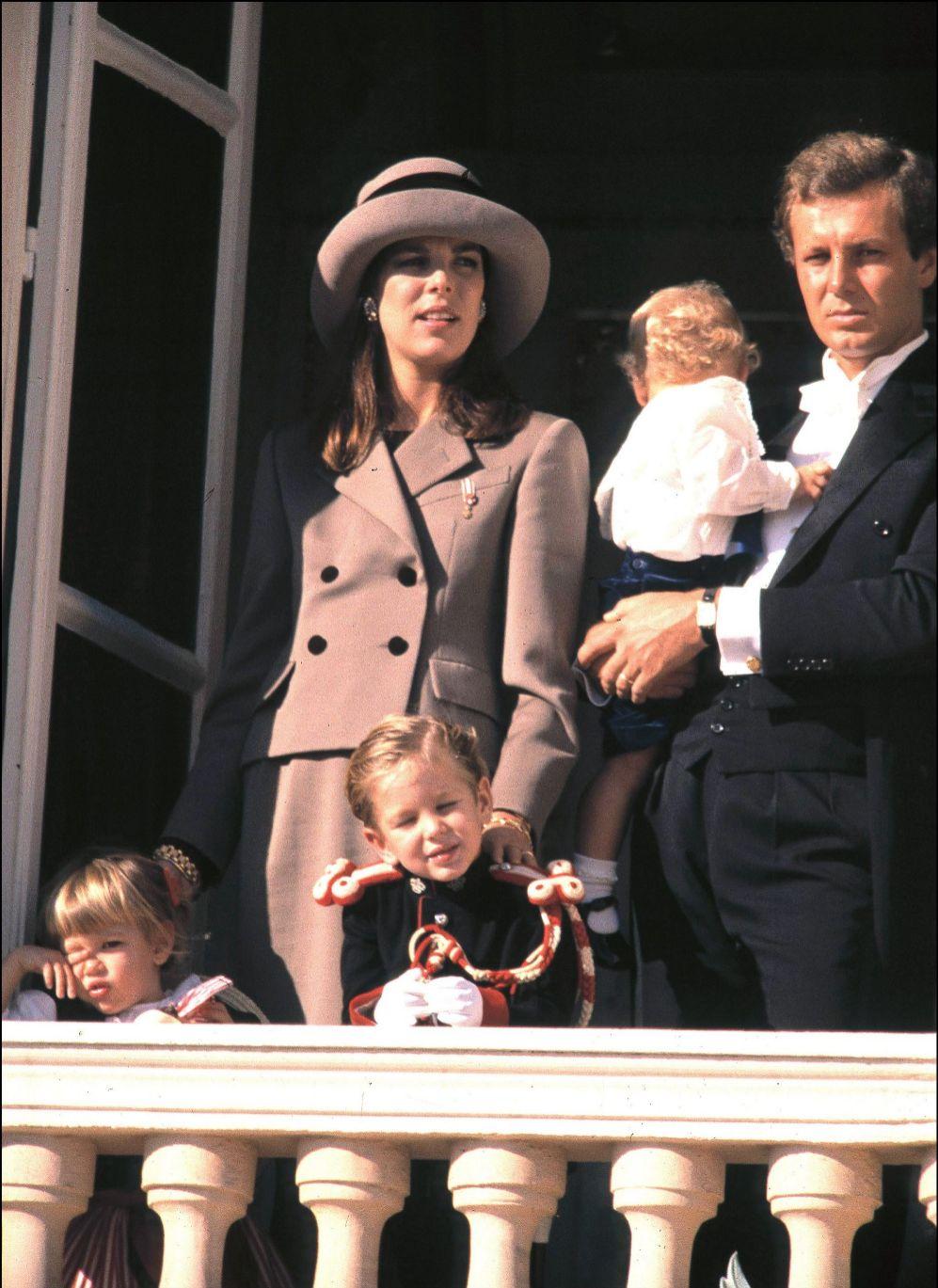 Charlotte Marie Pomeline nació en Mónaco (en el mismo hospital donde...