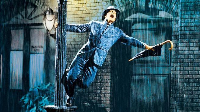 Resultado de imagen para Cantando bajo la lluvia