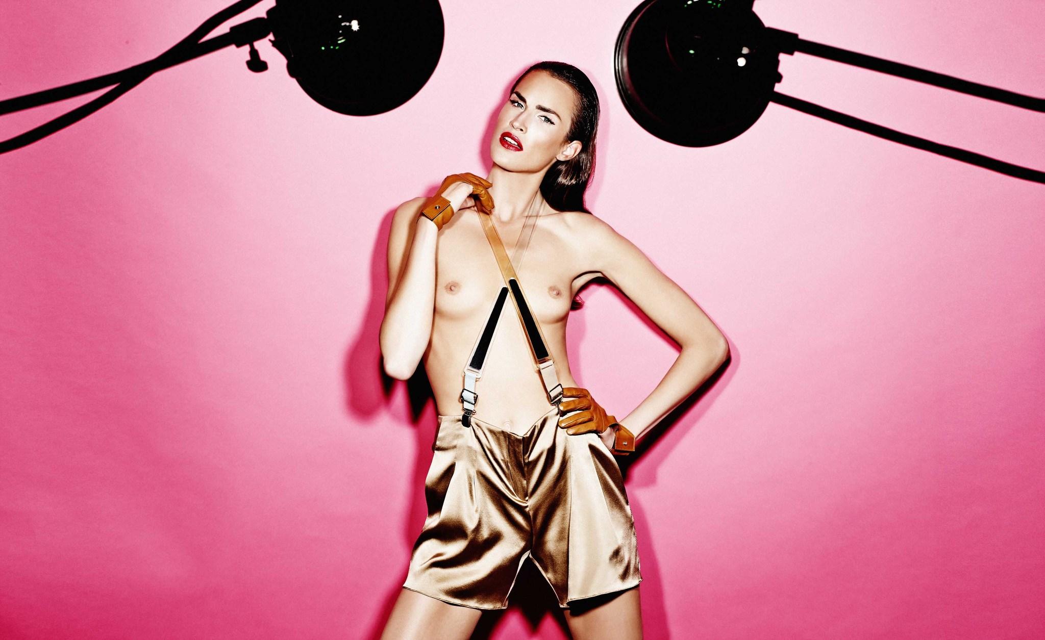 Malena Costa Desnuda Para El Calendario Nude Imágenes Como Las