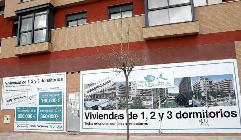 Venta de viviendas en Madrid.