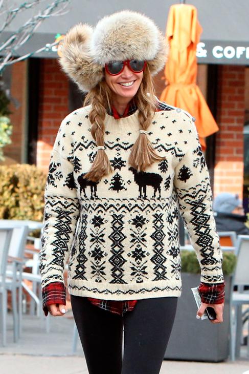 El jersey navideño se ha convertido, por derecho propio, en uno de...