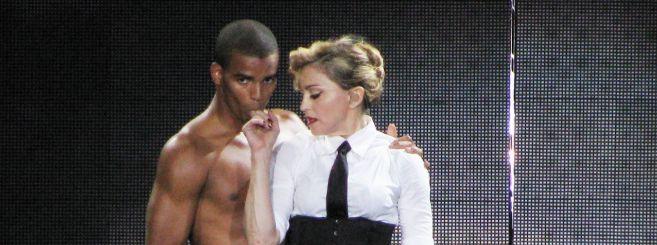 Madonna (55) empleó a su novio bailarín, Braim Zaibat (28), en sus...