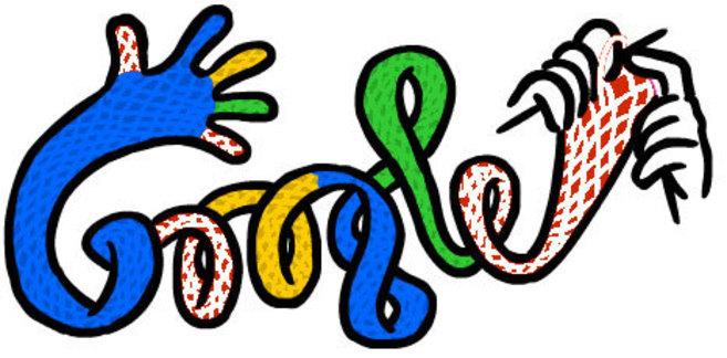 Imagen del 'doodle' de Google.
