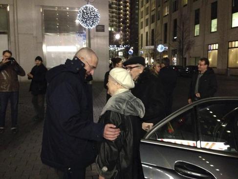 El encuentro de Mijail Jodorkovski con sus padres