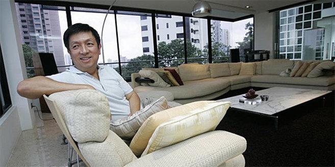 Peter Lim, en una imagen de 2010.