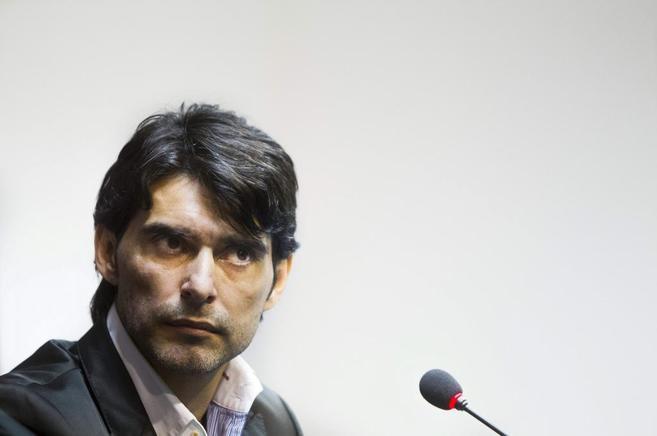 El nuevo secretario técnico del Valencia para Sudamérica, Roberto...