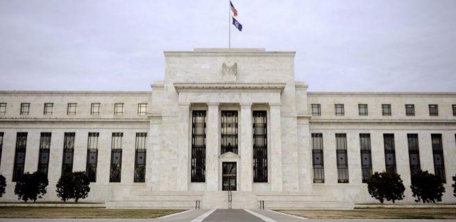 Edificio de la Reserva Federal de EEUU en Washington