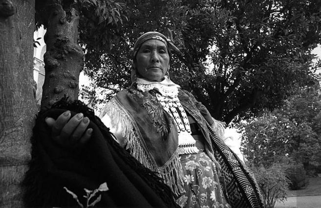 Quintremán, tras ganar en 2000 el premio Internacional Vida Sana.