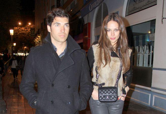 Una de las últimas imágenes de Cayetano y Eva González.