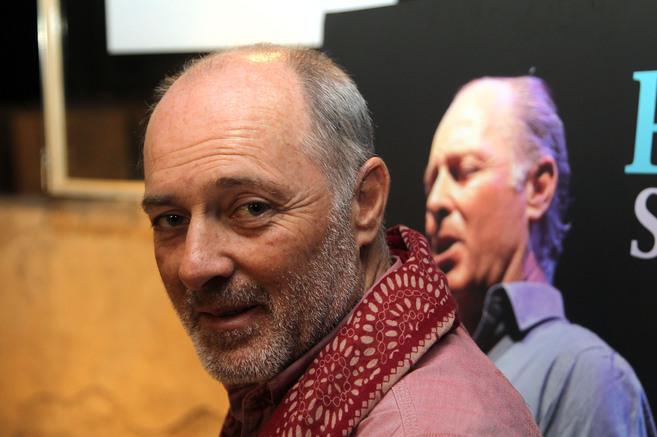 El cantante José Manuel Soto, en una imagen reciente.