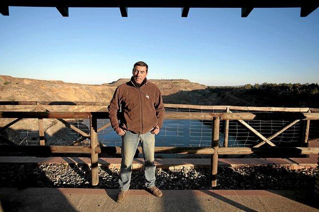 Salvador Delgado 'Pipitero', hijo y yerno de mineros,...