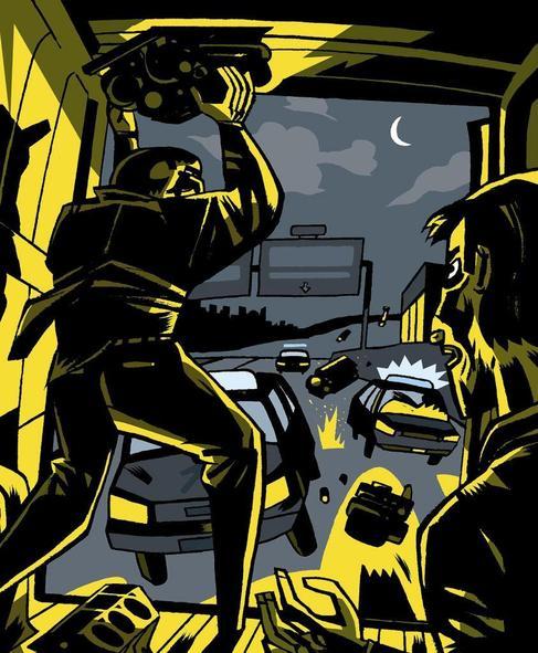 Ilustración de JAVIER OLIVARES