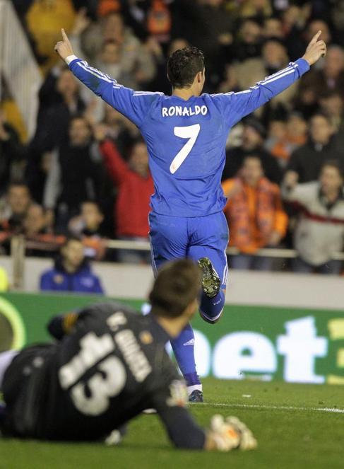 Cristiano: ¡69 goles! en 2013.