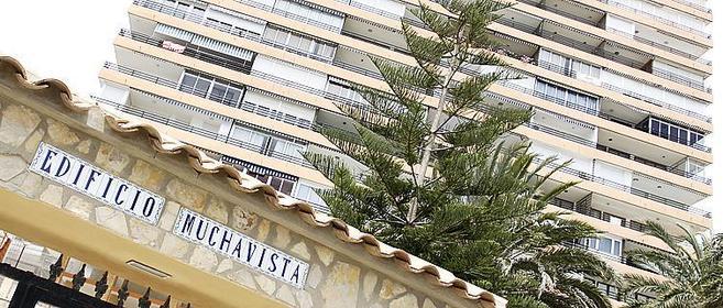 Bloque de apartamentos en la costa, la tipología preferida por los...
