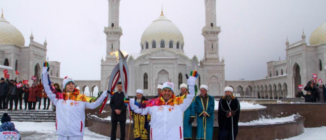 Los Juegos de Invierno se celebrarán en la ciudad rusa de Sochi del 7...