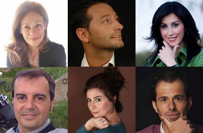 Ángela Borja, Rubén Turienzo, Laura Cantizano, Jorge Olivares...